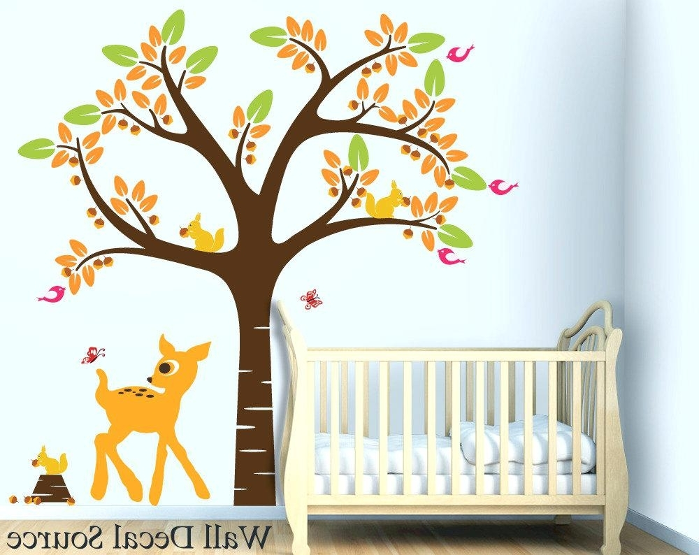 Nursery Wall Art Decals Baby Wall Art Baby Nursery Wall Art With Regard To Well Known Baby Wall Art (View 13 of 15)