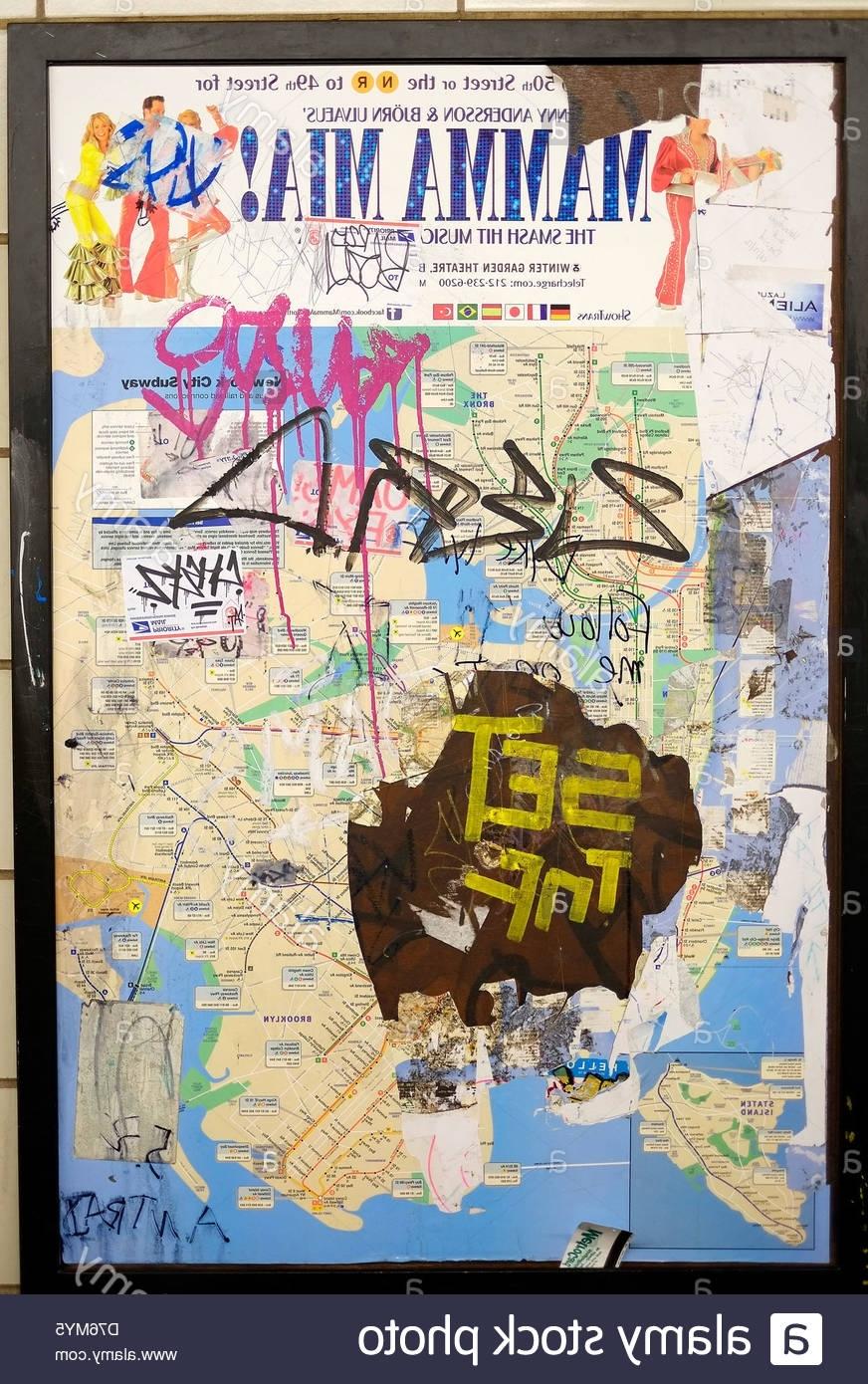 Nyc Subway Map Pics Stock.2019 Latest Nyc Subway Map Wall Art