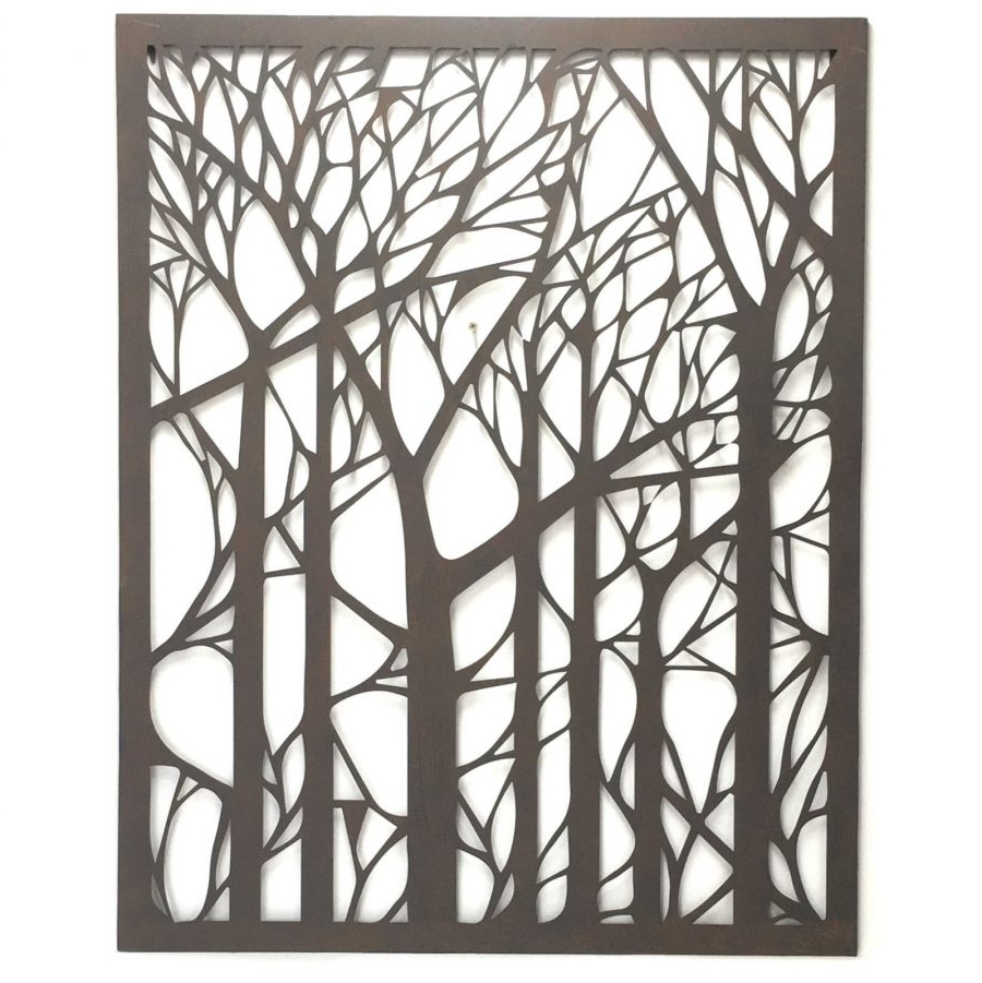 Outdoor Metal Wall Art With Newest Amazing Outdoor Metal Wall Art 19 Metalartcollage (View 4 of 15)