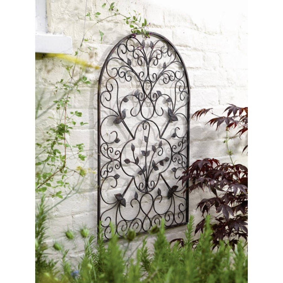 Outdoor Metal Wall Art Within Preferred Outstanding Outdoor Metal Wall Art  (View 11 of 15)