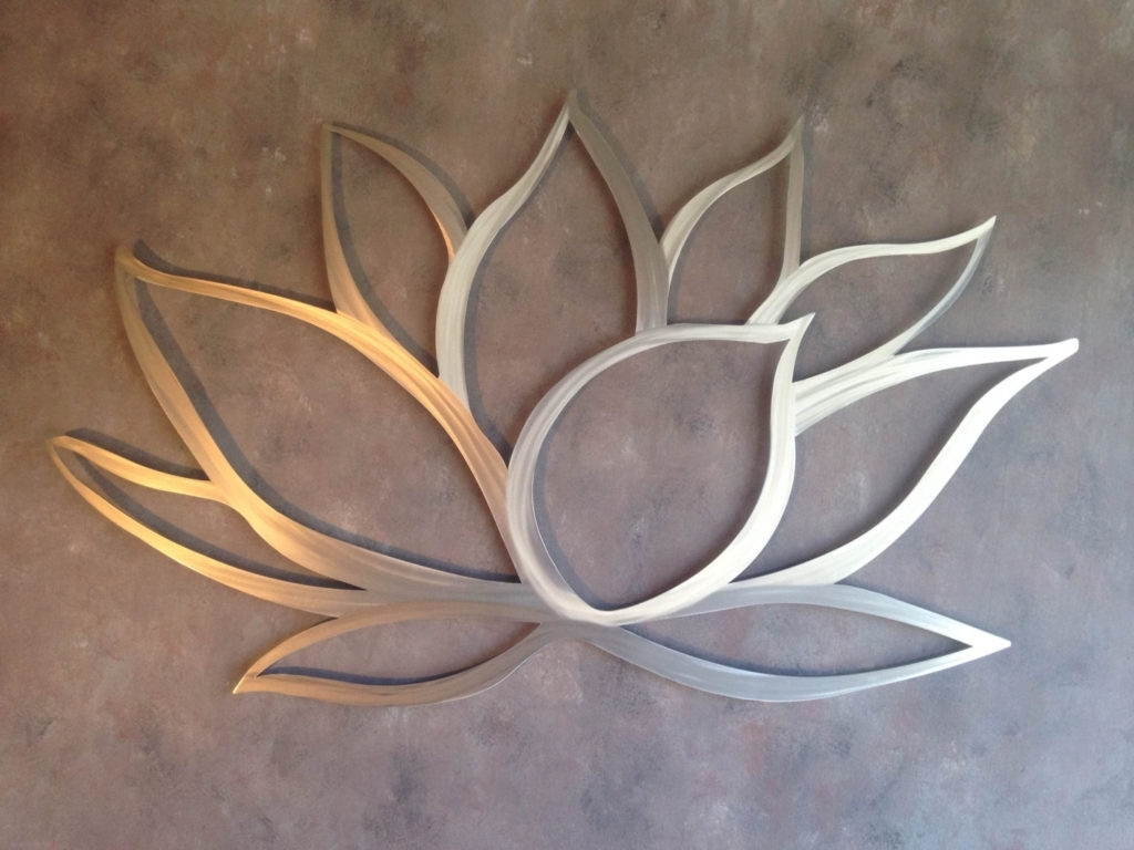 Outdoor Metal Wall Decor Ideas (View 12 of 15)
