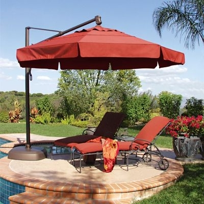 Outdoor Patio Umbrellas – Everything You Need To Know Before You For Fashionable Cheap Patio Umbrellas (View 14 of 15)