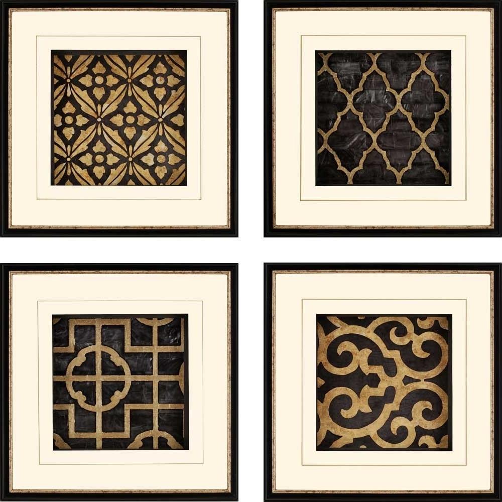 Ovalasallista In Set Of 2 Framed Wall Art (View 14 of 15)