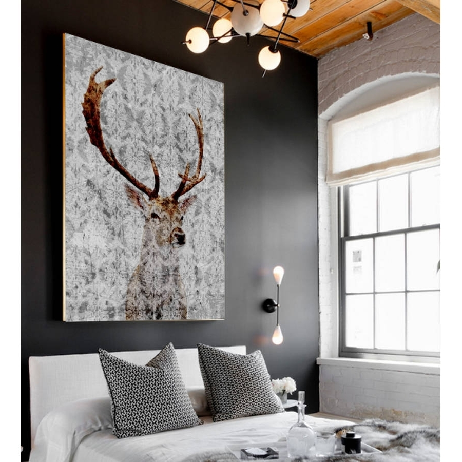 Oversized Canvas Wall Art Intended For Best And Newest Beautiful Canvas Wall Art Oversized (View 2 of 15)