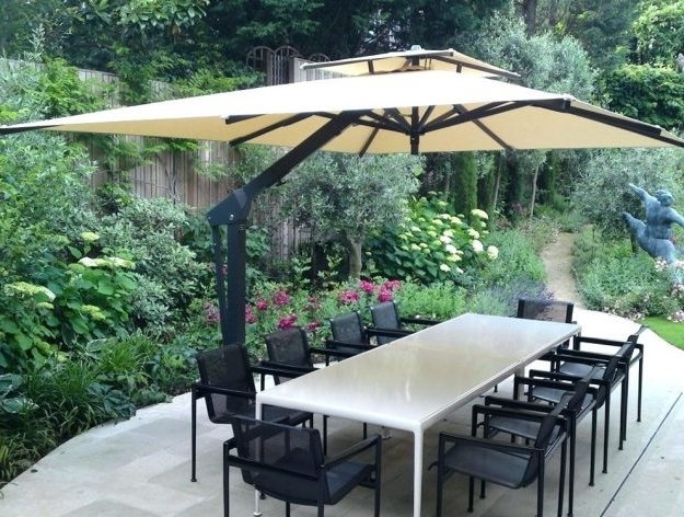 Oversized Patio Umbrellas Best Remote Control Helicopter Reviews Throughout Well Known Oversized Patio Umbrellas (View 2 of 15)