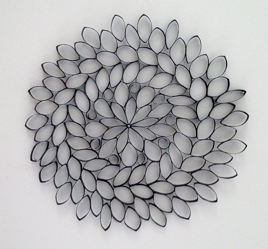 Paper Wall Art With Widely Used Toilet Paper Roll Wall Artjvdvart On Deviantart (View 7 of 15)