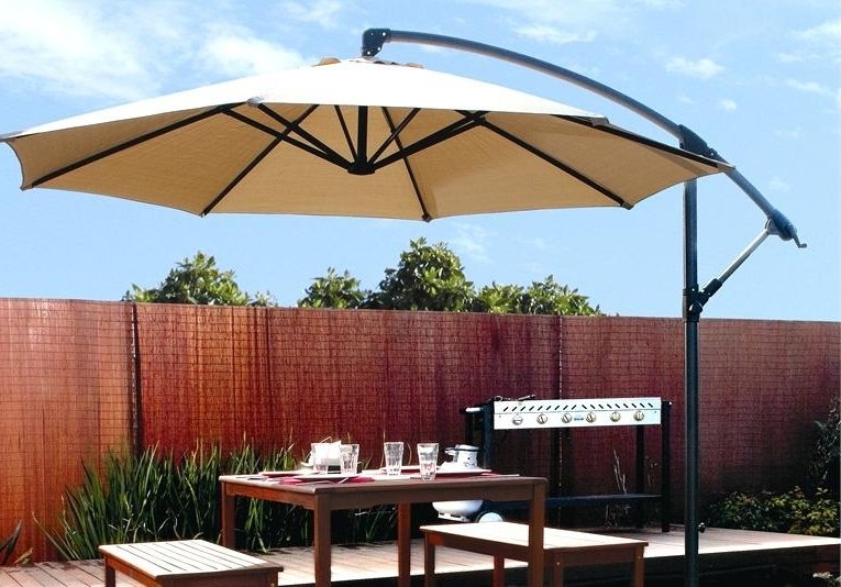 Patio Deck Umbrellas Throughout Recent Deck Umbrellas For Sale Patio Sun Outdoor Goods Cantilever Umbrella (View 3 of 15)