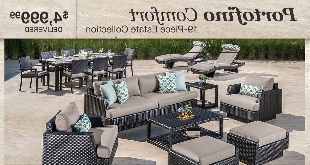 Patio & Outdoor Furniture (View 4 of 15)