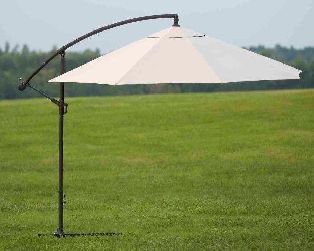 Patio Umbrellas At Home Depot With 2018 Home Depot Recalls Patio Umbrellas Due To Risk Of Impact Injury (View 13 of 15)