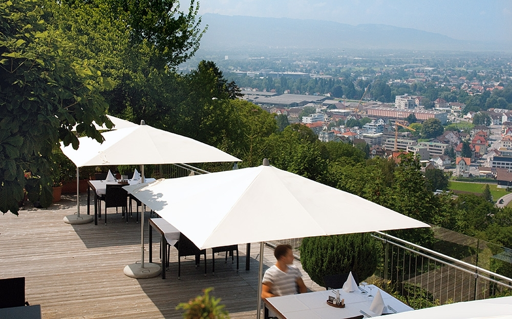 Patio Umbrellas For High Wind Areas In Most Recently Released Fortino High Wind Patio Umbrellas (View 6 of 15)