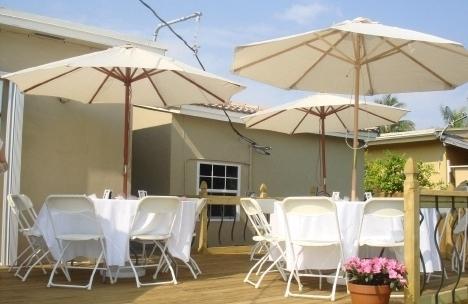 Patio Umbrellas For Rent Pertaining To Most Recent Umbrellas – Av Party Rental (View 9 of 15)