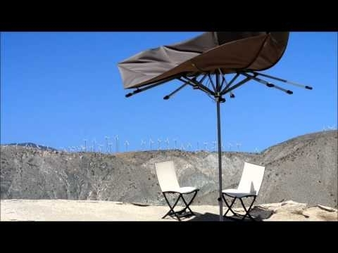 Patio Umbrellas For Windy Locations Within Most Up To Date Amazing Of Wind Resistant Patio Umbrella Patio Umbrella Vs Wind Yes (View 7 of 15)