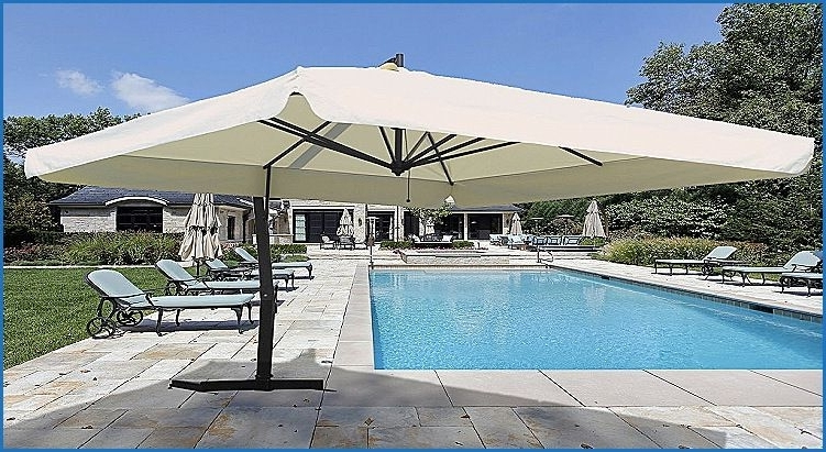 Patio Umbrellas, Patios And Decking Regarding Well Known Sams Club Patio Umbrellas (View 10 of 15)