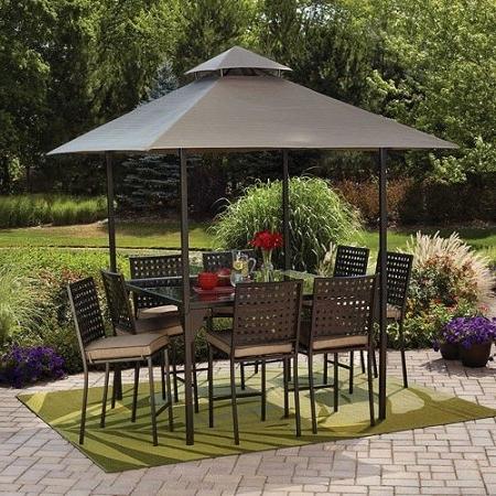 Patio Umbrellas Walmart – Home Design Ideas Regarding Latest Sunbrella Patio Umbrellas At Walmart (View 9 of 15)