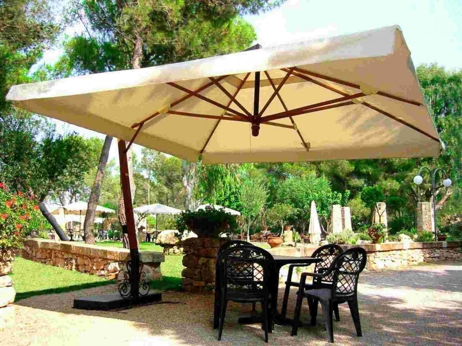 Patio Umbrellas With Table In Best And Newest Umbrella For Patio Table Ideas : Life On The Move – Umbrella For (View 11 of 15)