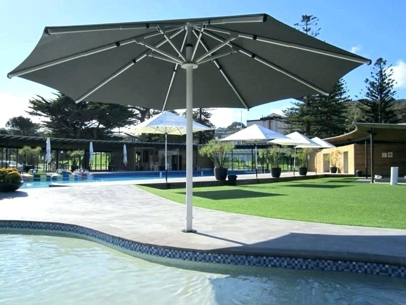 Patio Umbrellas With Wheels With Fashionable Heavy Duty Umbrella Stand Elegant Heavy Duty Patio Umbrella For (View 7 of 15)