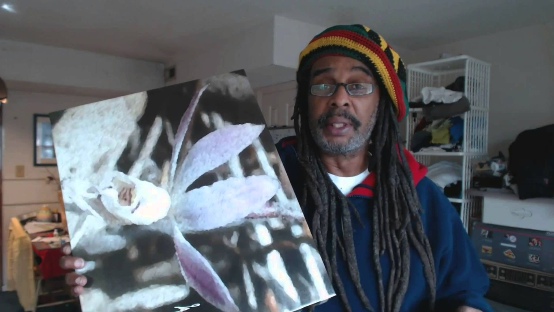 Picasso Goes To Walmart Unboxing Canvas And Wall Art – Youtube For Famous Walmart Wall Art (View 11 of 15)