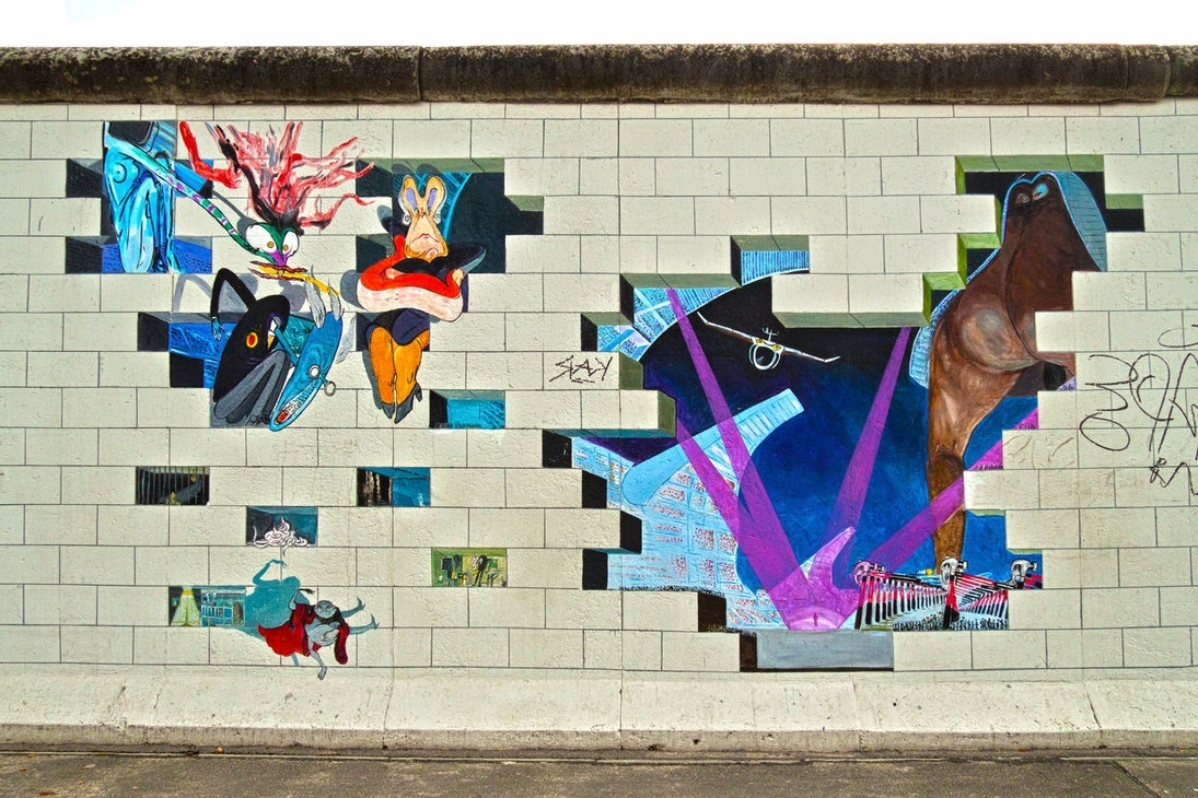 Pink Floyd The Wall Art within Most Recent Pink Floyd The Wallinv4D3R On Deviantart