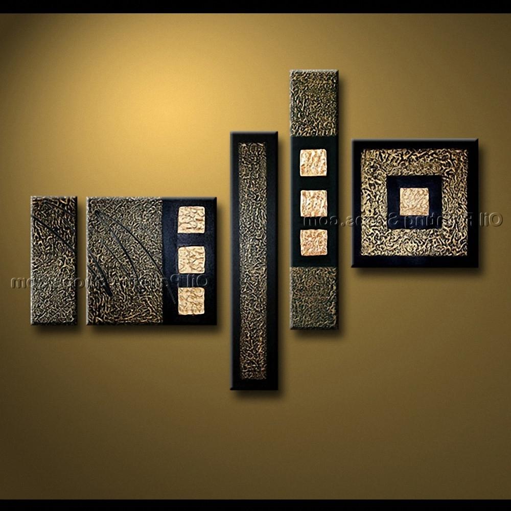 Popular 27 Modern Abstract Wall Art, Modern Metal Wall Art Pendulum Clock In Contemporary Wall Art Decors (View 9 of 15)