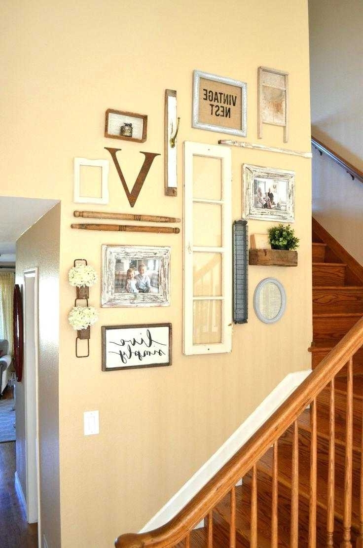 Popular Attractive Country Wall Decor For Bedrooms Inspirations And Framed With Country Wall Art (View 13 of 15)