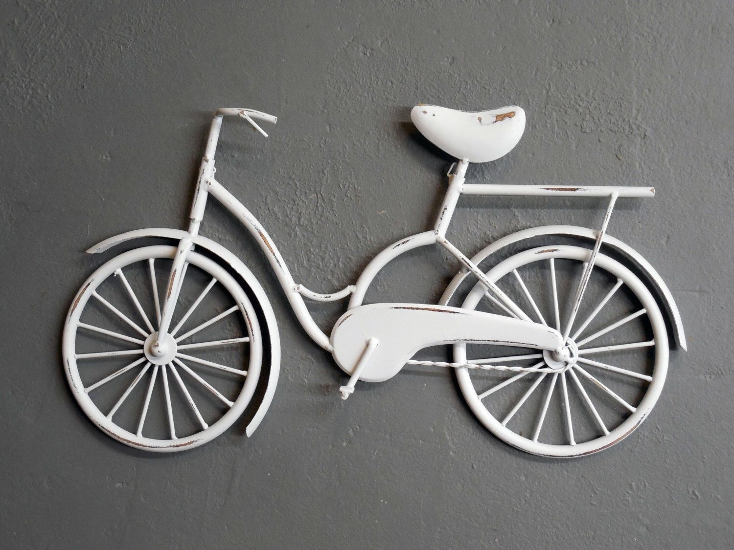 Popular Bicycle Wall Art Intended For Bicycle Wall Art/ Wall Decor/bicycle/beach Decor/bicycle Decor (View 9 of 15)