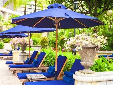 Featured Photo of Commercial Patio Umbrellas