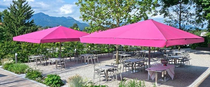 Popular Extra Large Patio Umbrellas Throughout Large Patio Umbrellas – Mediagreen (View 15 of 15)