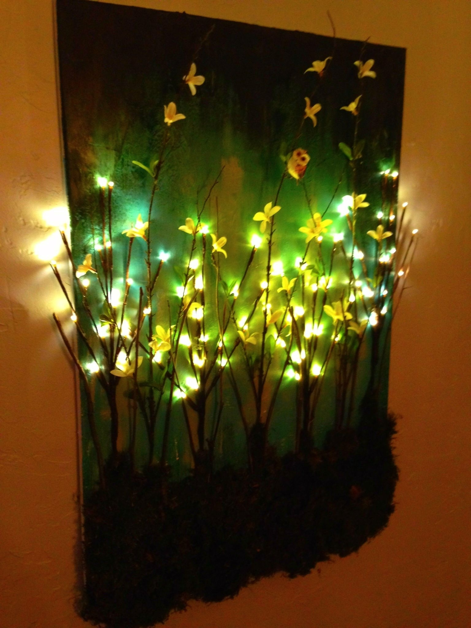 Popular Light Up Wall Art Intended For Despite A Wide Range Of Wall Decor Options Available Nowadays (View 3 of 15)