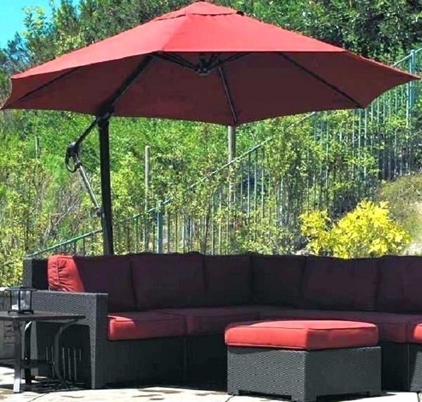 Popular Lowes Patio Umbrellas For Umbrella Stand Lowes Inspirational Patio Umbrellas At Or Patio (View 12 of 15)