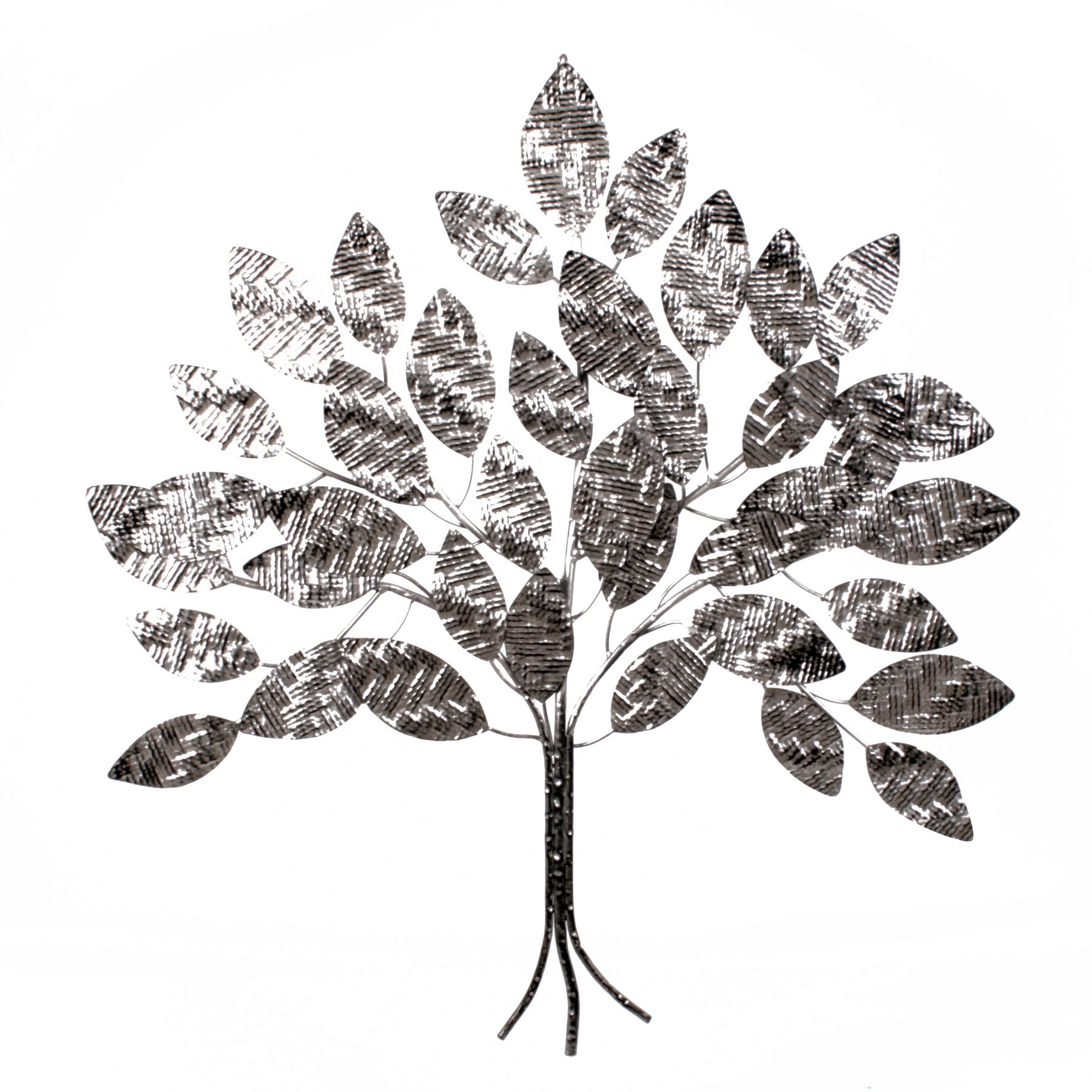 Popular Metal Tree Wall Art Pertaining To Metal Tree Wall Art (View 9 of 15)