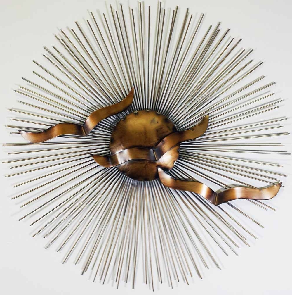 Popular Nature Inspired Metal Wall Art (View 12 of 15)