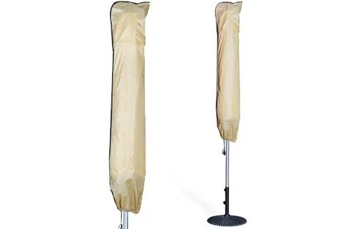 Popular Patio Umbrella Covers Inside 7 Best Outdoor Large Patio Umbrella Covers Reviews In 2017 – Vutha (View 11 of 15)