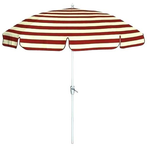 Popular Patio Umbrellas At Lowes Within Patio Umbrellas Lowes Outdoor Umbrella Idea Red Patio Umbrella And (View 14 of 15)