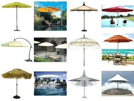 Popular Patio Umbrellas With Fringe Intended For Patio Umbrella With Fringe Patio Umbrellas And Outdoor Parasols Best (View 14 of 15)