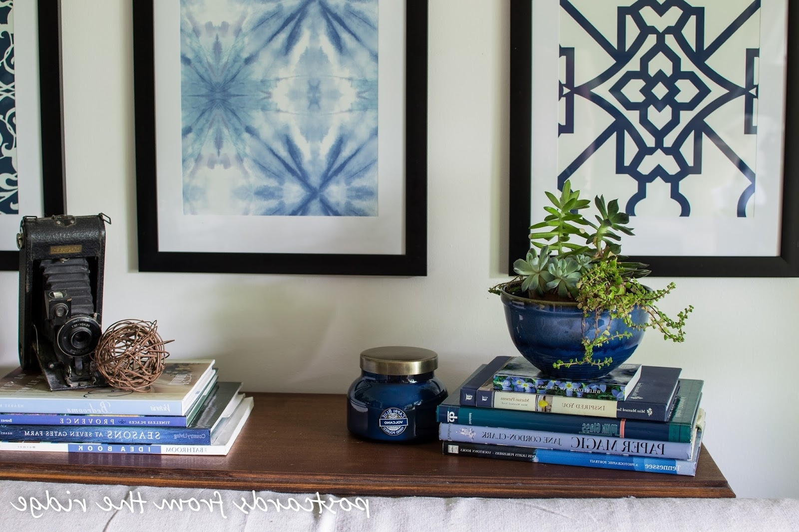 Pottery Barn Wall Art Within Favorite Affordable Diy Artwork Inspiredpottery Barn ~ Rock Your Knockoff (View 6 of 15)