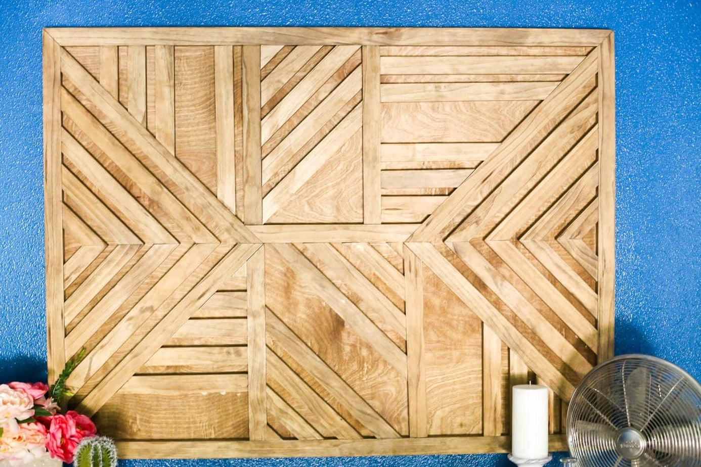 Preferred Diy Wood Wall Art – How To Make Your Own! // Love & Renovations Pertaining To Diy Wood Wall Art (View 8 of 15)