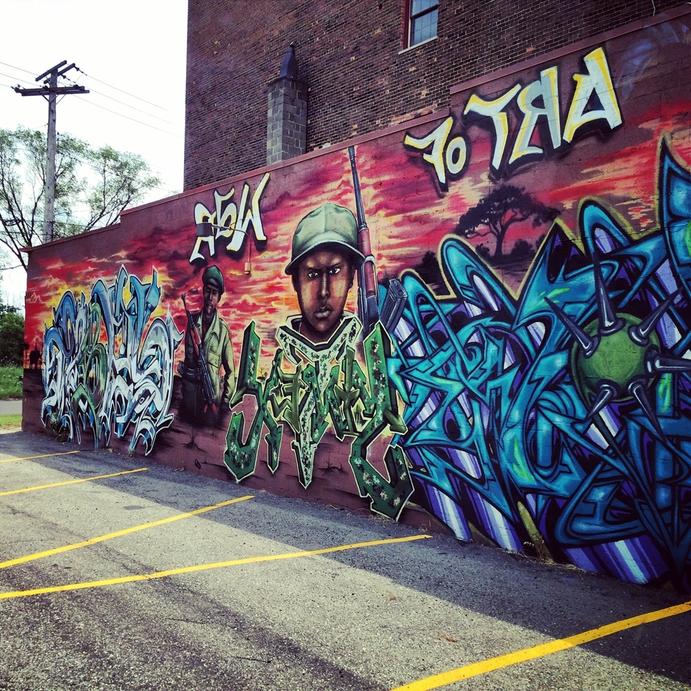 Preferred Graffiti Wall Art (View 10 of 15)