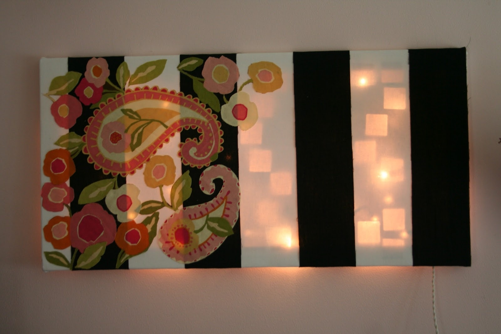 Preferred Light Up Wall Art Within Vitamin C A Daily Dose Of Creativity: Light Up Wall Art (View 12 of 15)