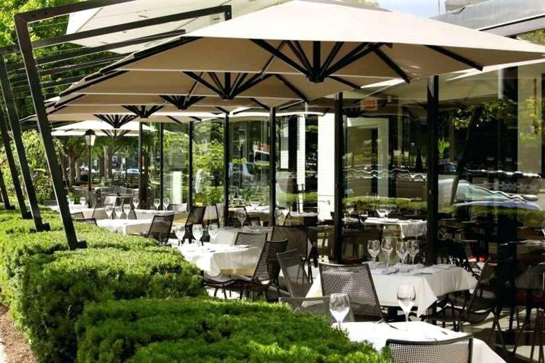 Preferred Patio Deck Umbrellas With Outdoor Patio Umbrellas – Inmueblesdivinohogar (View 11 of 15)