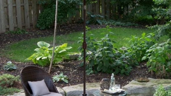Preferred Spacious Small Patio Umbrella Best Design Ideas (View 10 of 15)
