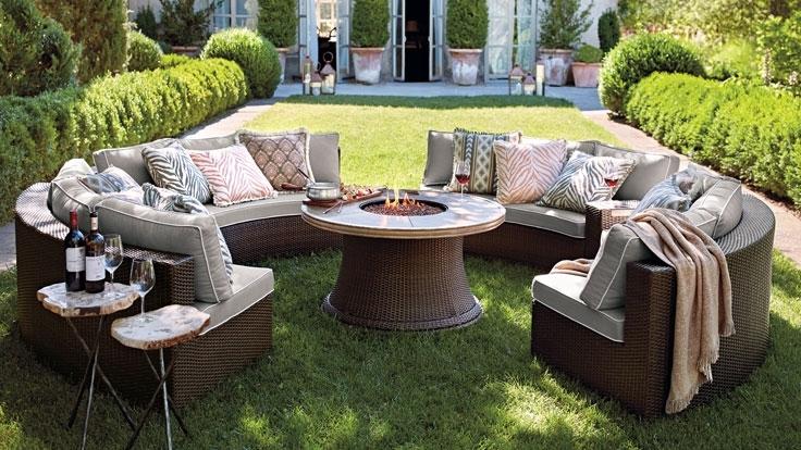 Preferred Stylish Luxury Backyard Furniture Wonderful Backyard Patio Furniture Throughout Upscale Patio Umbrellas (View 9 of 15)