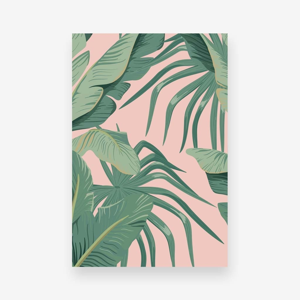 Preferred Tropical Wall Art With Regard To Tropical Plant Wall Image Of Tropical Wall Art – Prix Dalle Beton (View 8 of 15)