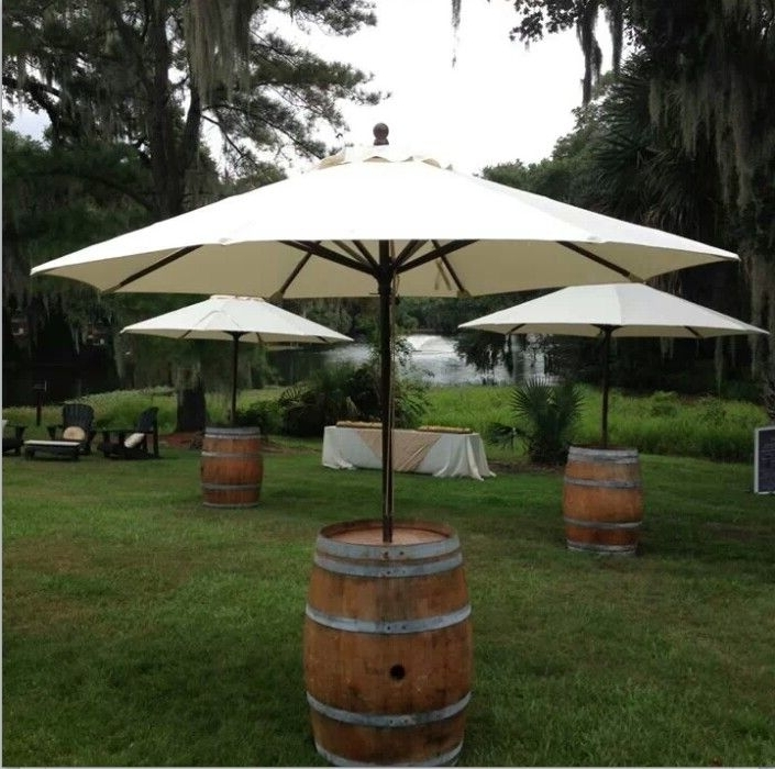 Preferred Wedding & Event Umbrella Rentals Intended For Patio Umbrellas For Rent (View 9 of 15)