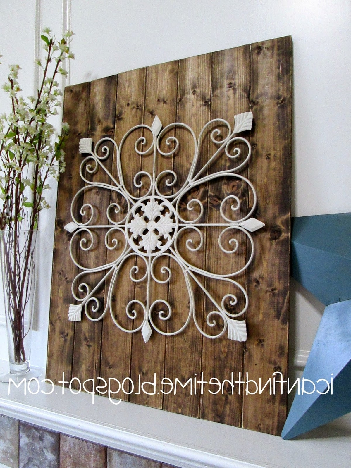 Featured Photo of Wood And Metal Wall Art