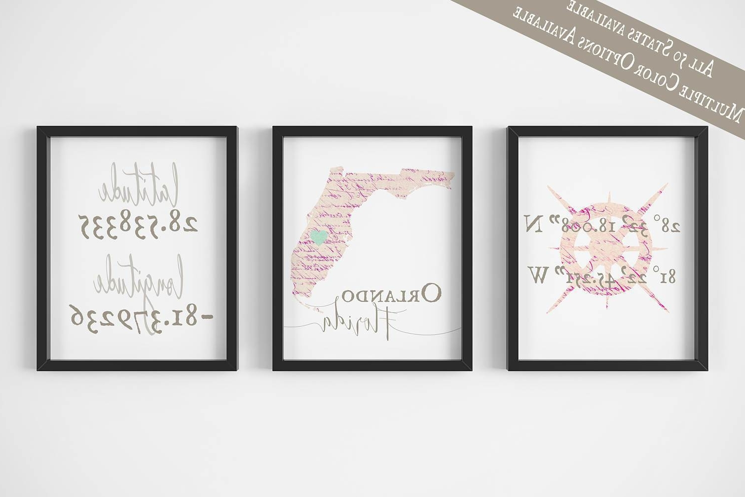 Pretentious Florida Wall Art – Ishlepark Within Well Liked Florida Wall Art (View 2 of 15)