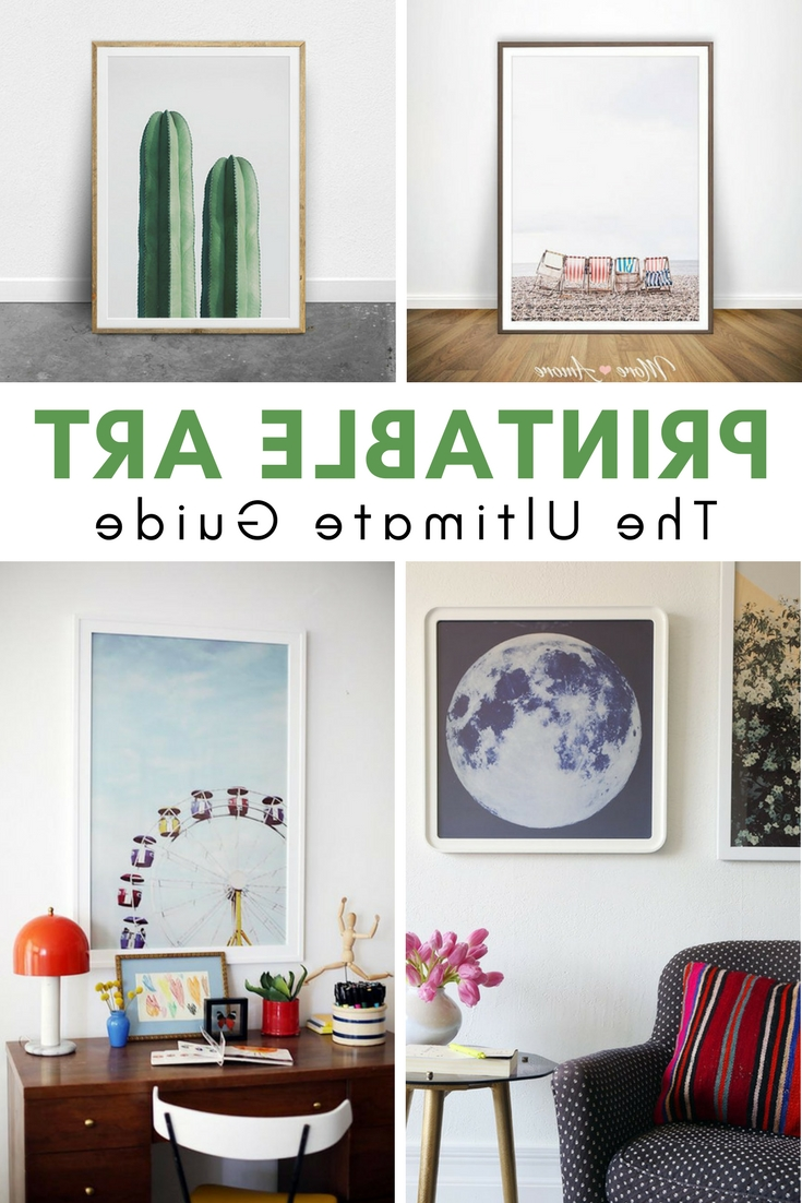 Printable Art, Walls And (View 7 of 15)