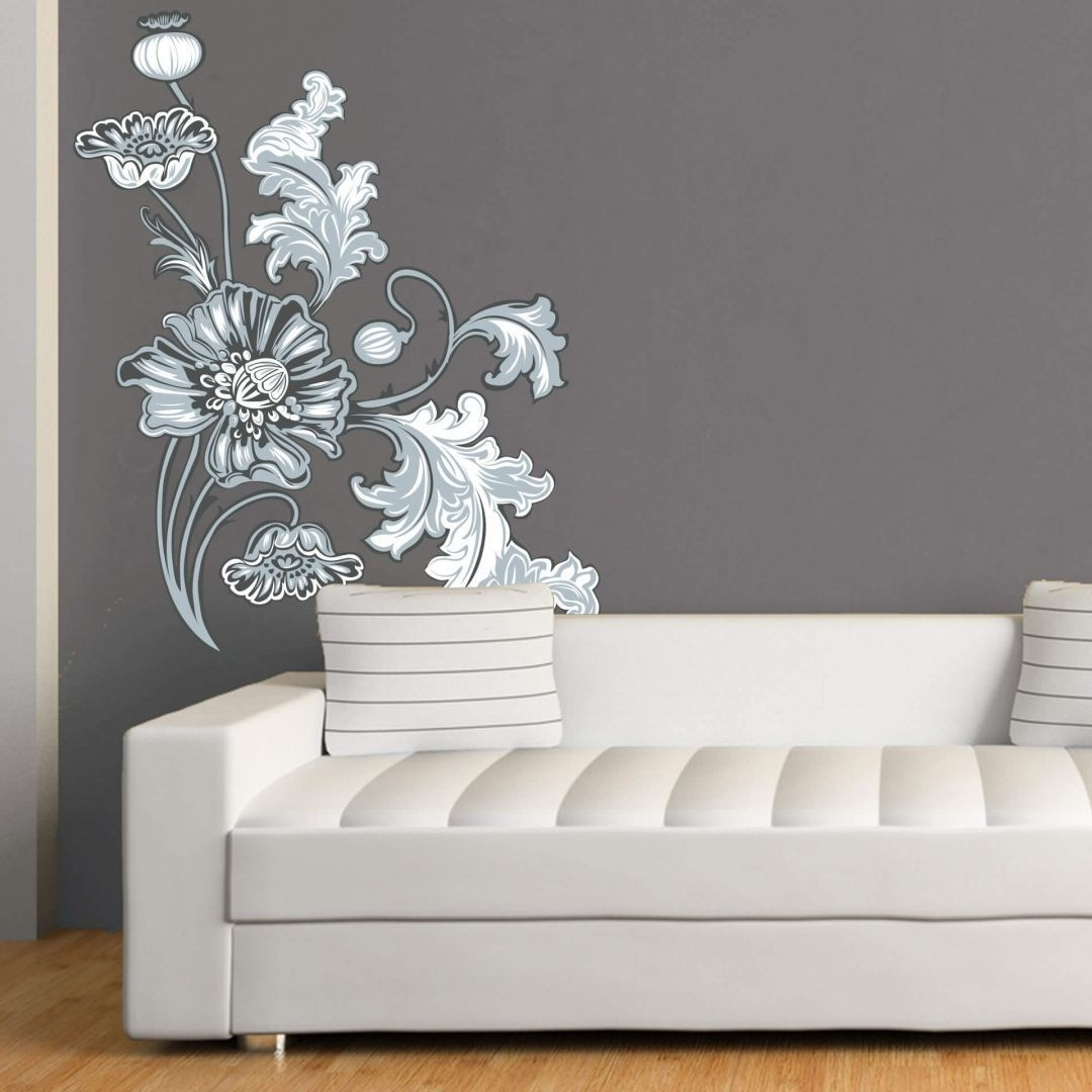 Recent 33 Elegant Stencil Wall Art (View 10 of 15)