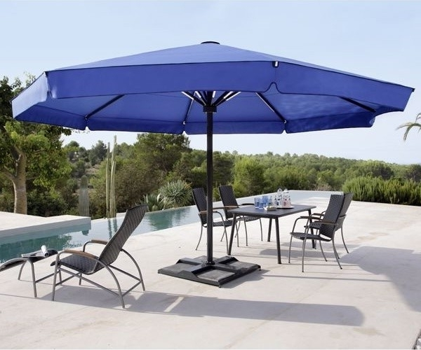 Recent Attractive Large Patio Umbrellas Lovely Oversized Patio Umbrella 2 For Oversized Patio Umbrellas (View 14 of 15)