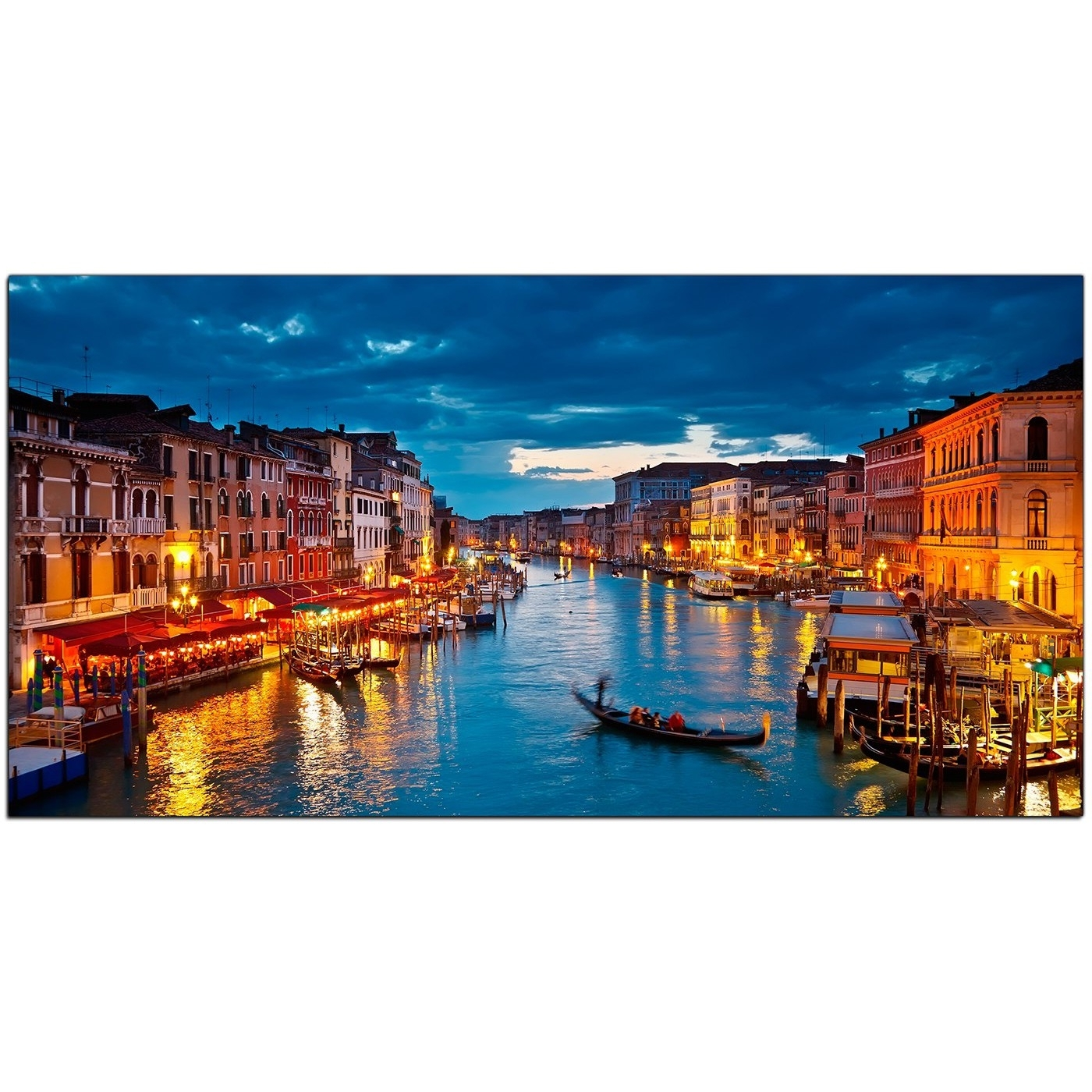 Recent Cheap Canvas Wall Art Inside Cheap Canvas Prints Of Venice Italy For Your Living Room (View 1 of 15)