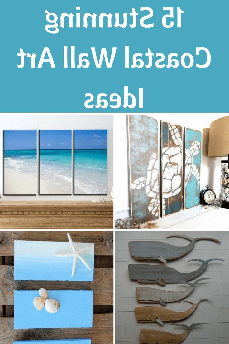 Recent Coastal Wall Art Regarding Attractive Design Ideas Coastal Wall Art Best Of 15 Stunning Beach (View 4 of 15)